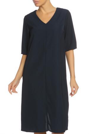 Платье ICHI. Цвет: 14044 синий