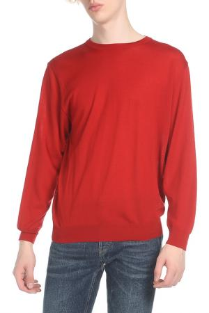 Пуловер Paul & Shark. Цвет: красный