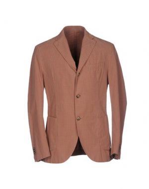 Пиджак MONTEDORO. Цвет: хаки