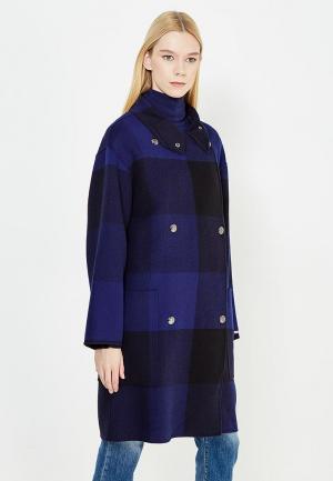 Пальто Sportmax Code. Цвет: синий