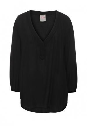 Блуза Nolita. Цвет: черный