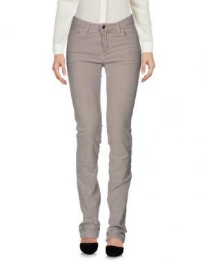 Повседневные брюки MASSIMO ALBA. Цвет: серый