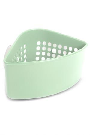 Уголок для раковины Caddy UMBRA. Цвет: зеленый