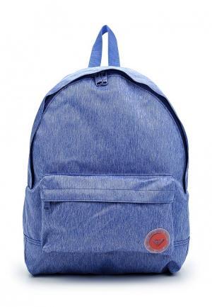 Рюкзак Roxy. Цвет: голубой