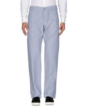 Повседневные брюки AVIO. Цвет: синий