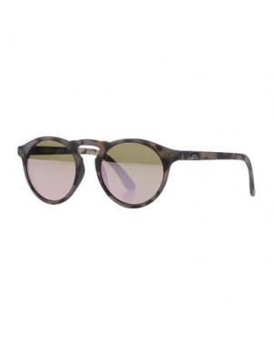 Солнечные очки SPEKTRE. Цвет: серый