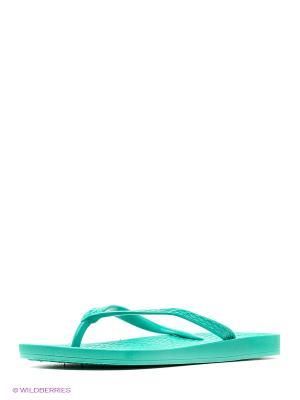 Пантолеты BRIS. Цвет: зеленый