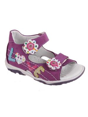 Обувь TIFLANI. Цвет: сиреневый