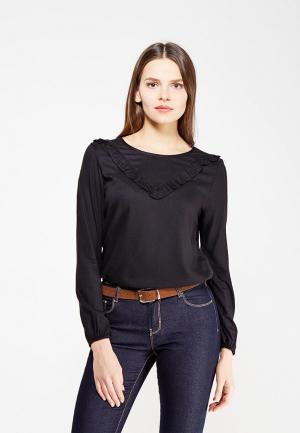Блуза Q/S designed by. Цвет: черный