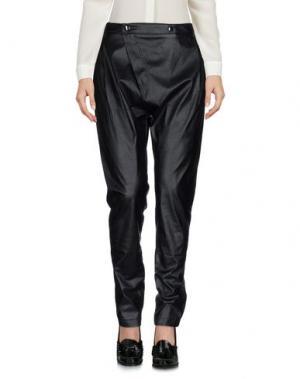 Повседневные брюки EMMA&GAIA. Цвет: черный