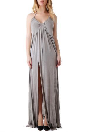 Платье BRAY STEVE ALAN. Цвет: бежевый