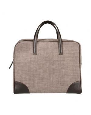 Дорожная сумка 8. Цвет: серый