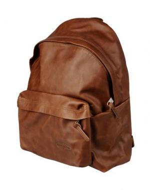 Рюкзаки и сумки на пояс EASTPAK. Цвет: коричневый