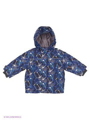 Куртка Hippo Hoppo. Цвет: синий