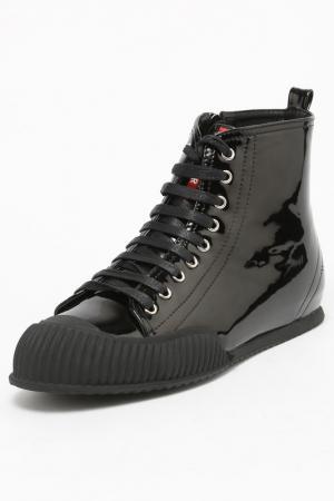 Ботинки SprinkSolo. Цвет: черный