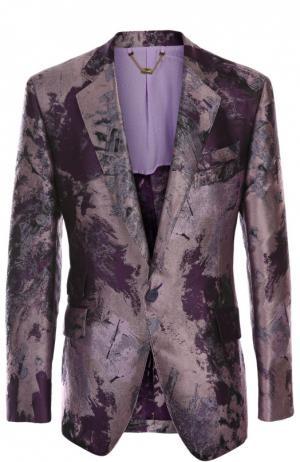 Пиджак Billionaire. Цвет: фиолетовый