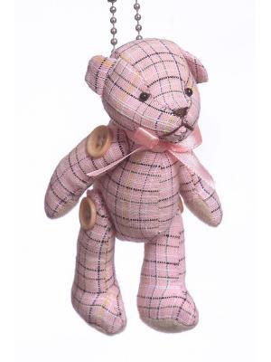 Брелок Мишка DAVANA. Цвет: розовый