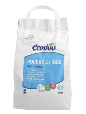 Ecodoo Стиральный Порошок, Пакет 1,5 Кг. Цвет: белый