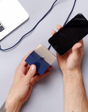Native Union Зарядное устройство для iPhone от Premium. Цвет: мульти