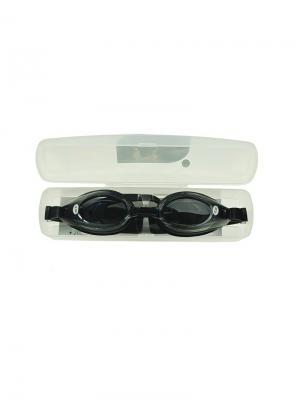 Очки для плавания с диоптриями/-1.5 Grand. Цвет: черный