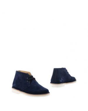 Полусапоги и высокие ботинки ARFANGO. Цвет: темно-синий