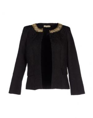 Пиджак EYEDOLL. Цвет: черный