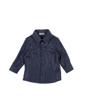 Pубашка GRANT GARÇON BABY. Цвет: темно-синий