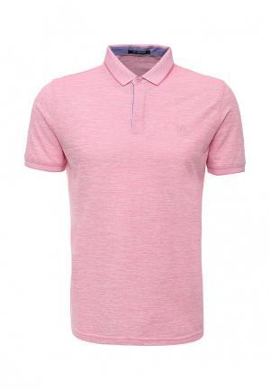 Поло Tom Farr. Цвет: розовый