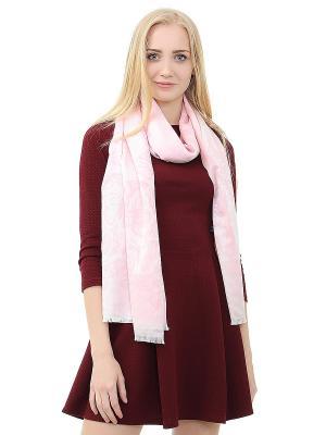 Платок Infiniti. Цвет: розовый
