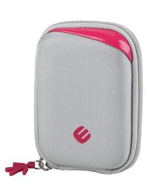Era Pro EVA Чехол для фотоаппарата EP-010965  9,5х6,5х2,5 см. Цвет: розовый, черный