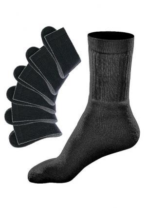 Спортивные носки, 6 пар GO IN. Цвет: белый