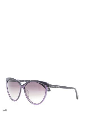 Солнцезащитные очки VW 831S 01 Vivienne Westwood. Цвет: черный, серый