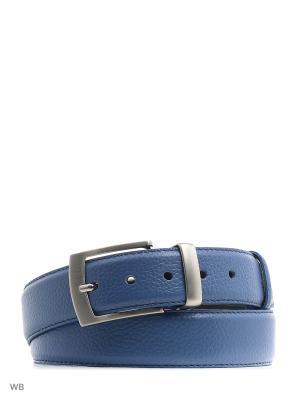 Ремень Roberto Nardi. Цвет: светло-голубой