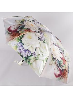 Зонт Trust. Цвет: кремовый, лиловый