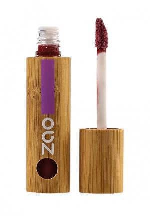 Лак ZAO Essence of Nature. Цвет: красный