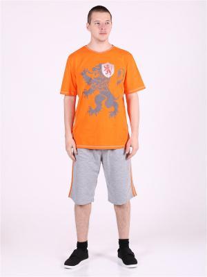Костюмы Flip. Цвет: оранжевый