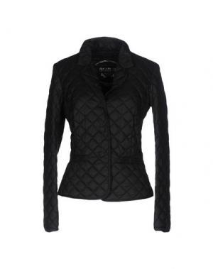 Куртка EMMA&GAIA. Цвет: черный