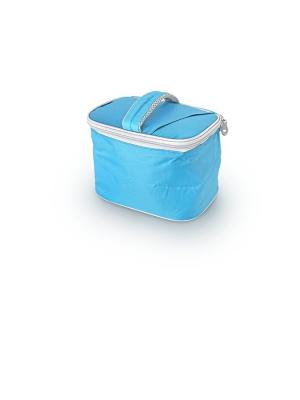 Сумка-термос тм THERMOS Beauty series kit - Blue. Цвет: синий