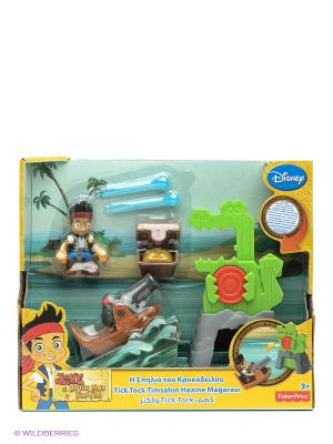 Набор базовый Jake&The Neverland pirates Jake & the. Цвет: желтый