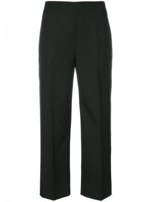Укороченные брюки 3.1 Phillip Lim. Цвет: чёрный