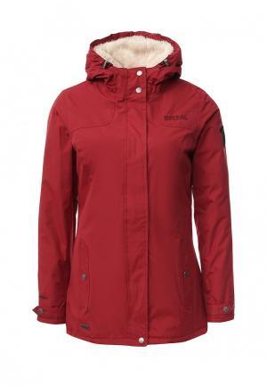 Куртка утепленная Regatta. Цвет: красный