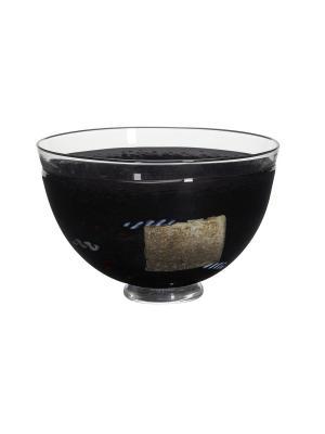 Satellite Чаша черн. Kosta Boda. Цвет: черный