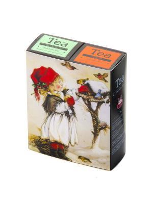 Чай Royal T-Stick. Цвет: зеленый, красный