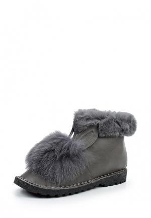 Ботинки Avenir. Цвет: серый