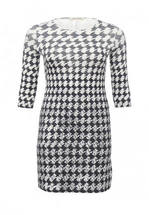 Платье Betty Barclay. Цвет: черно-белый