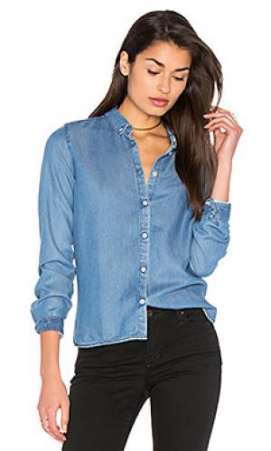 Рубашка tappa hannock American Vintage. Цвет: синий