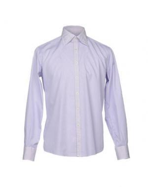Pубашка INGRAM. Цвет: светло-фиолетовый