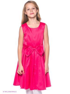 Платье S`Cool. Цвет: малиновый