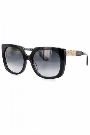 Солнцезащитные очки Etro. Цвет: черный