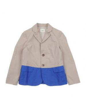 Пиджак FENDI. Цвет: песочный